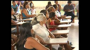 Escola perde alunos e será desativada em Santarém - Olindo Neves, no bairro Nova República, não tem condições de oferecer boas aulas.