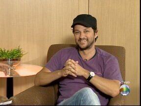 Marcelo Serrado participa de peça em Presidente Prudente - Ator conversa sobre espetáculo deste domingo (15).