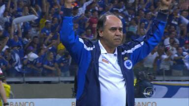 De folga no fim de semana, Marcelo Oliveira comemora marca de 150 jogos pelo Cruzeiro - De folga no fim de semana, Marcelo Oliveira comemora marca de 150 jogos pelo Cruzeiro