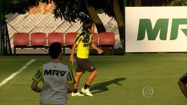 Para voltar a vencer, Atlético-MG muda time para encarar a URT pelo Campeonato Mineiro - Para voltar a vencer, Atlético-MG muda time para encarar a URT pelo Campeonato Mineiro