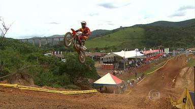 Itabirito recebe primeira etapa da Copa Minas Gerais de Motocross - Itabirito recebe primeira etapa da Copa Minas Gerais de Motocross