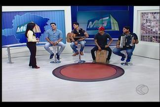 Dupla Campos e Guilherme lançam CD e DVD em Uberlândia - Show acontece neste sábado (15).