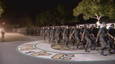 34º batalhão de infantaria de selva completa aniversário em clima de mudanças - 34º batalhão de infantaria de selva completa aniversário em clima de mudanças