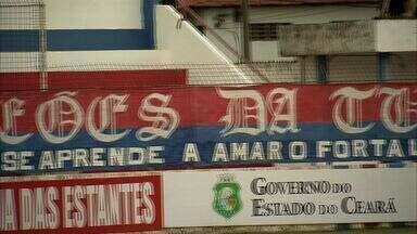 Fortaleza está cheio de amor pra dar - Equipe decide situação no Cearense contra o Maranguape.