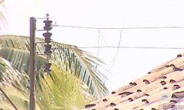 Eletricistas clandestinos são presos em operação contra furto de energia - Eletricistas clandestinos são presos em operação contra furto de energia