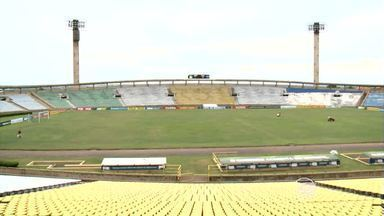 Estádio Albertão sediará o Campeonato Piauiense com apenas 6 clubes - Estádio Albertão sediará o Campeonato Piauiense com apenas 6 clubes