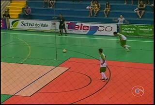 Confira como foram os jogos desta sexta-feira (13) da Copa TV Grande Rio de Futsal - Ontem os jogos foram pela chaves C e E