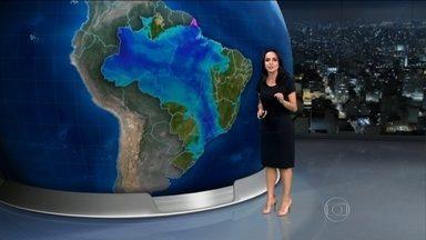 Confira a previsão do tempo para o último domingo do verão em todo o país - Veja a previsão do tempo completa para todo o Brasil.