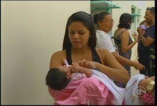 Algumas Unidades de Saúde de Petrolina estão sem a vacina BCG - Mães estão preocupadas, porque não conseguiram que os filhos sejam imunizados.