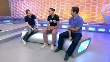 """Após dar chapéu na pequena área, goleiro do Audax admite: """"Abusei"""" - Felipe diz que não pensou na hora do lance e prevê bronca do treinador"""