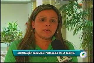 Beneficiários do Bolsa Família estão sendo convocados para atualizar seus cadastros - A convocação está sendo feita pelo Ministério do Desenvolvimento Social e Combate à Fome.