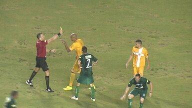 Em dia de clássico, Gama e Brasiliense ficam no 0 a 0 - Com gol anulado e estreia de Alex Silva, clássico já fica empatado há 4 confrontos.