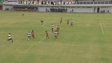 Princesa vence Rio Negro por 3 a 2, em Manaus - Após abrir dois gols de vantagem, Tubarão permitiu empate do rival. Fato que tem se repetido em 2015.