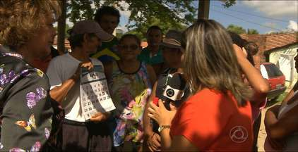 Calendário JPB volta à Comunidade do S em João Pessoa - Moradores aguardam por projeto de habitação.