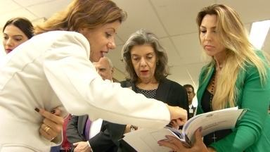 Mutirão da Justiça para resolver casos de violência conta mulher no Rio chega ao fim - Durante os cinco dias da campanha, mais de 400 vítimas conseguiram dicas de proteção.
