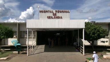 Pacientes recorrem à Justiça para conseguirem internação em hospital no DF - Oito leitos da UTI do Hospital de Base estão vazios. Enquanto isso, pacientes recorrem à justiça para conseguir internação.