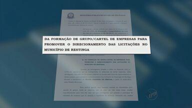 Ministério Público aponta novo escândalo financeiro na prefeitura de Restinga - Justiça determina abertura de ação civil por causa das investigações que indicam nova fraude.