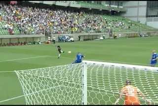 Atético goleia a URT no Independência pelo Campeonato Mineiro - Galo assumiu o segundo lugar na competição.
