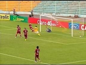 Ypiranga vence o Caxias em casa - O time de Erechim, RS venceu por 2 x 0 e agora é o segundo colocado no Campeonato Gaúcho.