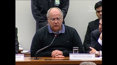 Ex-diretor da Petrobras Renato Duque fica em silêncio em depoimento - Na quarta-feira (18), Cid Gomes discutiu com parlamentares na Câmara, numa sessão que tinha sido convocada para que ele pedisse desculpas por ter acusado os deputados de serem achacadores.