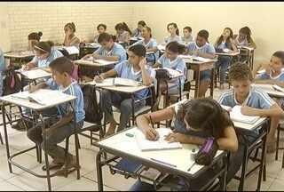 Projeto prepara alunos de uma escola estadual de Montes Claros para a Obmep - Escola Estadual Belvinda Ribeiro ganhou reforço para melhorar o ensino da matemática.