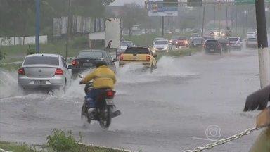 Outono começa com previsão de chuva em várias regiões do país - Os temporais estão previstos, principalmente, para o Norte e para o Centro-Oeste do Brasil. Veja a previsão do tempo para esta sexta-feira (20).
