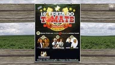 Confira os eventos do setor que acontecem na semana - Têm feiras agropecuárias, da agricultura familiar e festas por todo o Brasil.