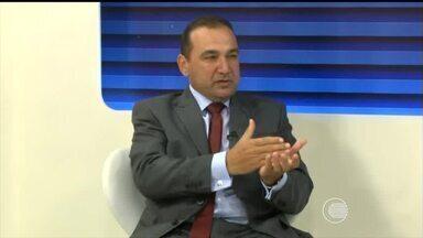 Desembargador fala sobre superlotação no sistema carcerário do Piauí - Desembargador fala sobre superlotação no sistema carcerário do Piauí
