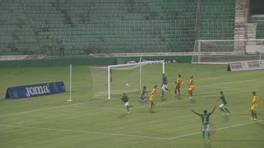 Guarani vence Atlético de Sorocaba pelo Paulista - O time de Campinas derrotou o adversário por 1 a 0.