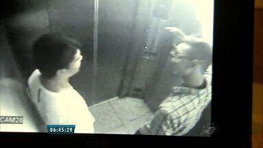 Dupla invade condomínio e rouba mais de R$ 65mil de família em Fortaleza - Suspeitos levaram além de dinheiro, joias e computadores.
