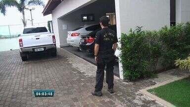 Três suspeitos de fraude milionária na Caixa seguem foragidos, diz PF - Polícia Federal no Ceará prendeu 17 suspeitos de fraude na Caixa.