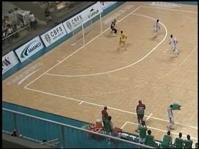 Atlântico termina fase de grupos da Taça Brasil em 1º lugar - Nesta quinta-feira (26) o Galo empatou com o Jaraguá. Na semifinal o adversário é o Sorocaba.
