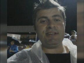 Telespectador grava vídeo e participa do quadro Você no Gauchão - O registro foi no jogo do Passo Fundo x União Frederiquense