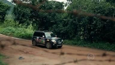 A diversão da Mitsubishi Motorsports abre nova temporada - Cesar Urnhani participa de volta com competidores e dá dicas de como participar da modalidade fora de estrada.