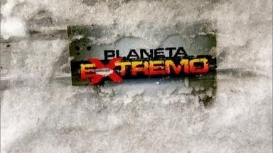 Chamada segunda temporada Planeta Extremo - Chamada segunda temporada Planeta Extremo