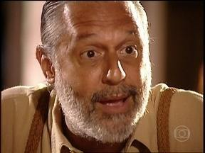 """Bruno afirma que enterrou um computador no meio do mato - O Rei do Gado diz que tinha um """"caixa dois"""" e dá as boas-vindas a Rafaela"""