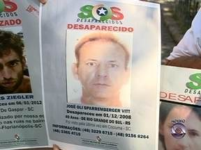 Confira o quadro 'Desaparecidos' desta terça-feira (31) - Confira o quadro 'Desaparecidos' desta terça-feira (31)