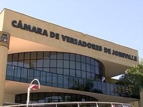 Câmara de Joinville inicia demissões de funcionários comissionados nesta terça (31) - Câmara de Joinville inicia demissões de funcionários comissionados nesta terça (31)