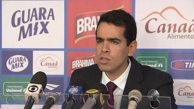 Presidente do Bahia anuncia que o clube não joga mais na Arena Fonte Nova - Entenda a polêmica.