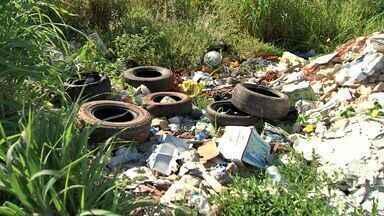Rodoanel em Cuiabá tem se transformado em lixão por parte de moradores - Governo do estado estuda projeto para viabilizar recursos para a conclusão da obra