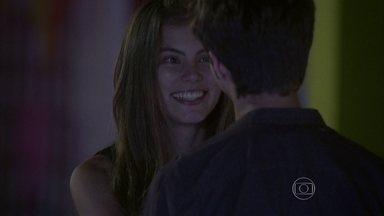 Bianca agradece João pelo apoio - João diz que Bianca não deve se culpar pelas coisas que aconteceram com Karina