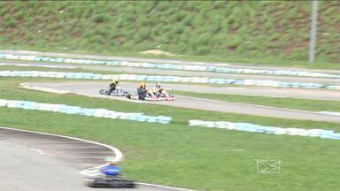 Tem início temporada 2015 de Kart no Maranhão - No fim de semana foi disputada a primeira etapa do Campeonato Maranhense no Kartódromo do Complexo Esportivo em São Luís.