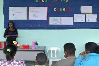 Escolas do Alto Tietê oferecem informações sobre a dengue - Os alunos aprendem como evitar a procriação do mosquito que transmite a doença.