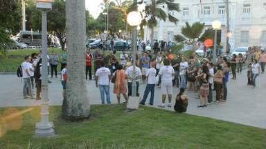 Professores do Estado da PB entram em greve nesta terça-feira - Professores declaram greve na tarde desta terça-feira em João Pessoa.