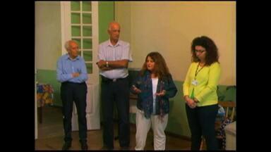 Residência inclusiva é inaugurada em Rio Grande, RS - Dois moradores já estão no local.
