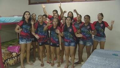 Flamengo Borbense tenta vaga nas semifinais da Copa Rede Amazônica - Equipe feminina de Borba enfrenta as atuais campeãs amazonenses de futsal neste sábado