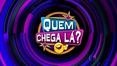 Nova temporada do Quem Chega Lá estreia com novidades - Quadro de humor promete arrancar risos do público