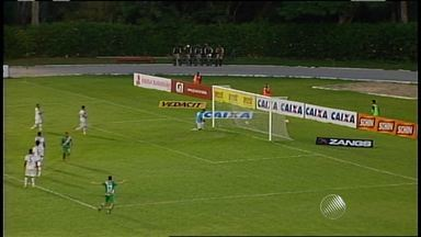 Confira os gols do jogo Vitória da Conquista x Colo-Colo - O mandante do campo venceu a partida por 3 a 0.