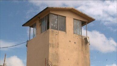 Secretaria de Segurança admite falha no caso de invasão na penitenciária de Pedrinhas, MA - De acordo com a Secretaria de Justiça e Administração Penitenciária, oito homens fortemente armados atacaram o presídio. Um relatório mostrou que a polícia sabia do plano dos bandidos para invadir a penitenciária.