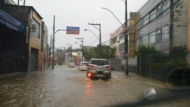 Frente fria influencia no tempo de toda a Bahia; veja na previsão - Saiba como será o dia em algumas regiões do estado.